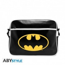 "DC COMICS - Messenger Bag ""Batman"" - Vinyle"