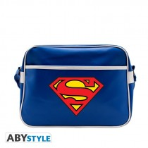 "DC COMICS - Messenger Bag ""Superman"" - Vinyl"