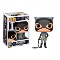 DC COMICS - POP Vinyl 194 Animated Batman : Catwoman