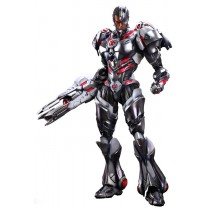 Dc Comics Variant Cyborg Play Arts Kai
