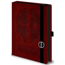 Deadpool Notebook Premium