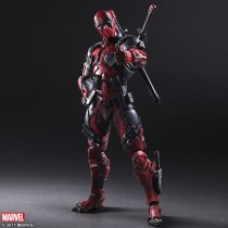 Marvel Universe Deadpool Variant Play Arts Kai