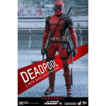 "Deadpool 12"" AF (HOT TOYS)"