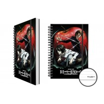 Death Note apple A5 notebook
