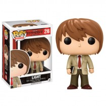 Death Note POP Vinyl 216 Light Funko POP