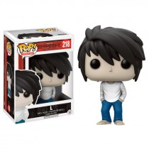 Death Note POP Vinyl 218 L Funko