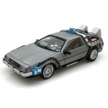 Back To The Future 1 Time Machine by Hot wheels