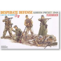 Desperate Defense Korsun Pocket 1944