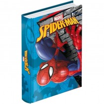 Diario scolastico Spiderman non datato