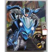 Diario segreto Batman Accademia
