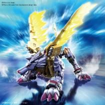 Figure Rise Digimon Metal Garurumon model kit