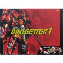 Metamor-Force Dinogetter 1