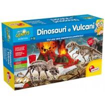 I'm a Genius Vulcani e Dinosauri