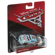 Cars Die Cast Ponchy Wipeout
