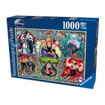 Wicked Women puzzle Ravensburger