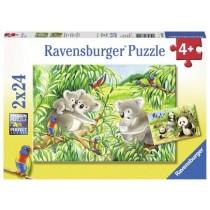 Dolce Koala & Panda Puzzle