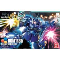 Dom R35 Bandai