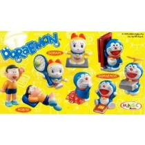 Doraemon Kinder set 2004