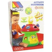 Activity Mushroom luci e suoni