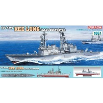 Kee Lung Class Destroyer