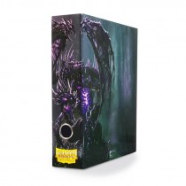 Dragon Shield Binder Black Dragon