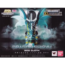 Saint Cloth Myth Dragon Shiryu God Cloth -10th Anniversary Edition