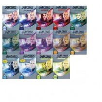 Dvd Star Trek the next Generation stagioni 1-7