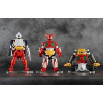 Dynamic Change Getter Robo