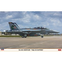 EA-18G Growler VAQ-130 Zappers by Hasegawa