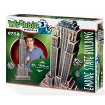 Wrebbit 3D Puzzle Empire State Building