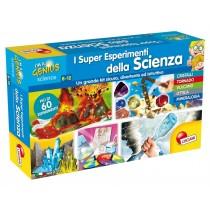 I am Genius I super esperimenti della Scienza Lisciani