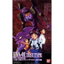Plastic-kit Eva 01 Bandai
