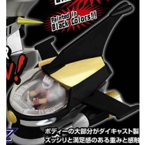 Metal Action No.3 Mazinger Z Jet Pileder Limited Edition Black Color