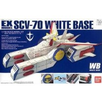 EX SCV-70 White base Bandai