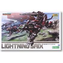 EZ-035 Lightning Saix