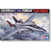 Grumman F-14-A Tomcat Black Knights Tamiya