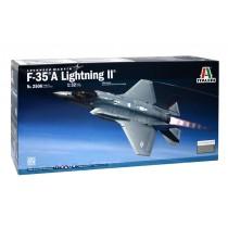 F-35 A Lightning II Italeri