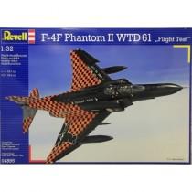 F-4F Phantom II WTD61 Test Flight