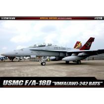 USMC F/A-18D Hornet `VMFA(AW)-242`