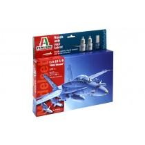 F/A - 18 C/D wild weasel model set