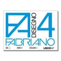 Cartella disegno Fabriano FA4 33x48 FG20 Liscio