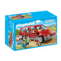 Auto familiare Playmobil Family Fun