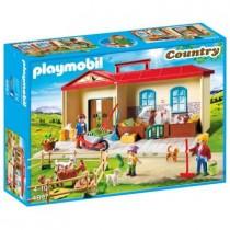 Fattoria portatile Playmobil