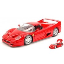 Ferrari F50 1995 Red by Burago