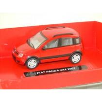 Fiat Panda 4X4 2007 van New Ray