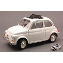 Fiat 500 F 1968 White