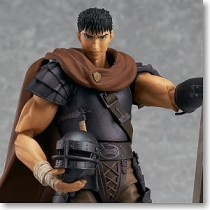 Figma Guts Band of the Hawk version