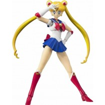 Sailor Moon S.H. Figuarts Action Figure Sailor Moon Animation Color Edition