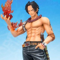 One Piece Zero Portugase D ACE 5th anniversary Bandai