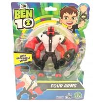 Four Arms Ben Ten